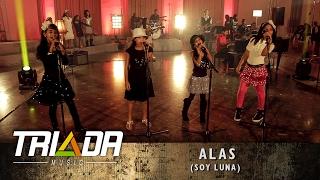 Alas: la primera canción de Soy Luna (COVER) TRIADA MUSIC Escuela & Academia R. D.