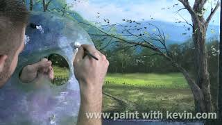 *Secrets* of Foreground DETAIL | Paint with Kevin®