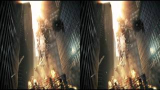 Crysis 2 Intro 3D Cross Eye