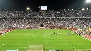 ابداع جمهور الزمالك العظيم في مباراة صن داونز 23/10/2016