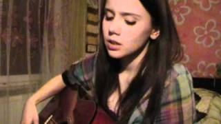 Enrique Iglesias - Somebody's me (cover by Scarlett)