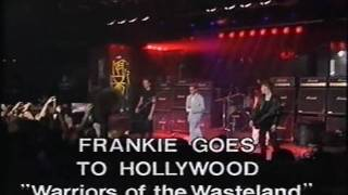 Frankie Goes To Hollywood - Rage Hard and Warriors of the Wasteland - Montreux 86