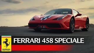 Ferrari 458 Speciale - Official Video / Video Ufficiale