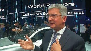 """اعتقال رئيس """"أودي"""" في ألمانيا على خلفية فضيحة الانبعاثات…"""