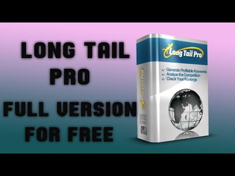 long tail pro [100% free]