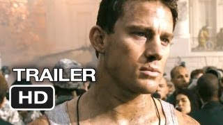 White House Down Official Trailer #1 (2013) - Jamie Foxx, Channing Tatum Movie HD