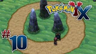Let's Play Pokemon: X - Part 10 - Geosenge Town