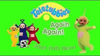 Teletubbies - Again Again (2004) - DVD Menu (HD)