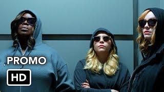 "Good Girls (NBC) ""Smooth Criminals"" Promo HD - Christina Hendricks, Mae Whitman, Retta series"