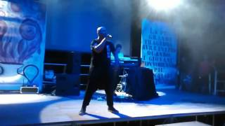 Eiffel 65 - Panico (new single) live @ Youth Festival 02/06/2016 Sassuolo