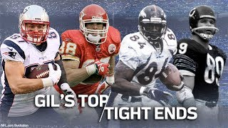 Top 10 Tight Ends of All Time! | NFL Highlights
