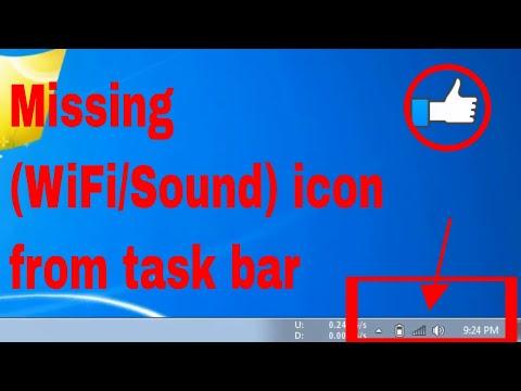 Xxx Mp4 WiFi Icon Missing On Task Bar Windows 7 3gp Sex