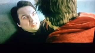 Bella saves Edward/the volturi scene from Twilight New Moon