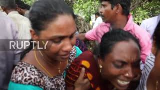 Sri Lanka: First funerals for victims of deadly Easter bombings held in Colombo