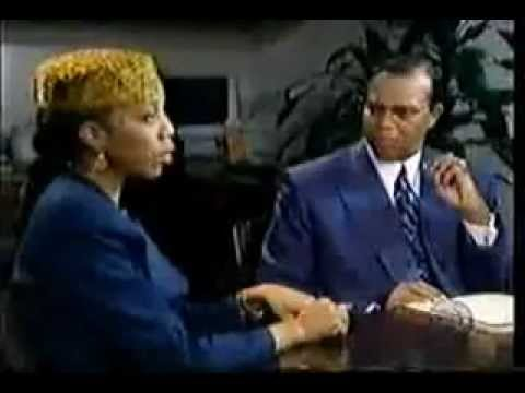 Malcolm X s Daughter Exposes Farrakhan The Extended Clip