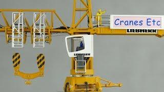 HK Liebherr 630 EC-H 40 Tower Crane (Radio Control) by Cranes Etc TV