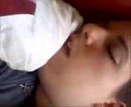MONICAS SLEEPING SISTER