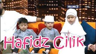 Merdu Banget!! HAFIDZ CILIK Ngaji Bikin DEDDY Merinding - HITAM PUTIH 8 JUNI 2017