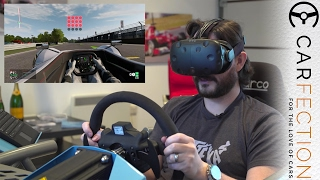 The Best Home VR Racing Simulator You Can Buy? - Carfection