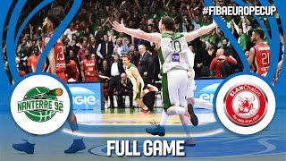 Nanterre 92 (FRA) v Elan Chalon (FRA) - Final - Game Day 2 - Full Game - FIBA Europe Cup 2016/17