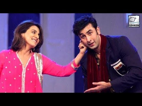 Xxx Mp4 Neetu Kapoor Was Embarrassed With Son Ranbir Kapoor S Behaviour 3gp Sex