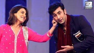 Neetu Kapoor Was Embarrassed With Son Ranbir Kapoor