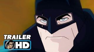 BATMAN: GOTHAM BY GASLIGHT Sneak Peek (2018) DC Superhero Animation Film HD
