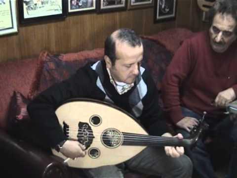 Gürsel Torun TRT Müzik çekim Veysel Müzik Evi