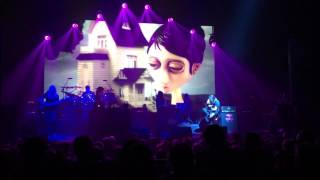 Steven Wilson - Routine (feat. Ninet Tayeb) - Live at the Vic Theatre - Chicago - March 2016