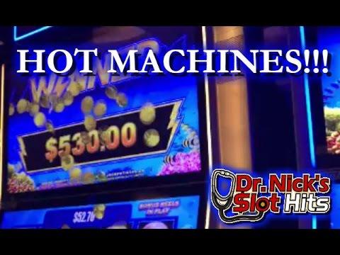 **HOT MACHINES!!!/BIG WINS!!!** Lightning Link Slot Machine