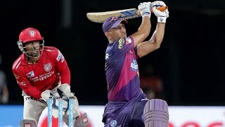 RPS v KXIP: MS Dhoni Had Unbelievable Faith In His Ability - Stephen Fleming