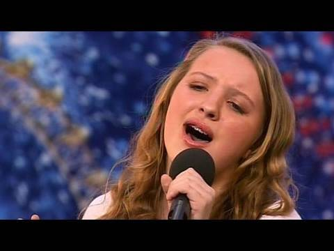 Olivia Archbold - Britain's Got Talent 2010 - Auditions Week 3