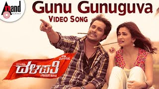 pc mobile Download Gunu Gunuguva |  Dalapathi New Kannada HD Video Song 2018 | Prem | Kriti Kharbanda | Charan Raj