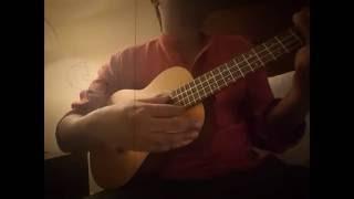 Ei je pother ei dekha cover..#ukelele #Hemanta Mukhopadhyay #Bengali song