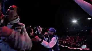 Chris Brown ft Tyga - Holla at me (LIVE SHOW)