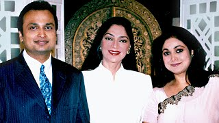 Rendezvous with Simi Garewal - Anil and Tina Ambani Part 1