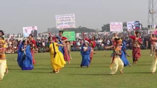 Bijoy Dibos Bangla Dance  | Very Interesting and Funny  |
