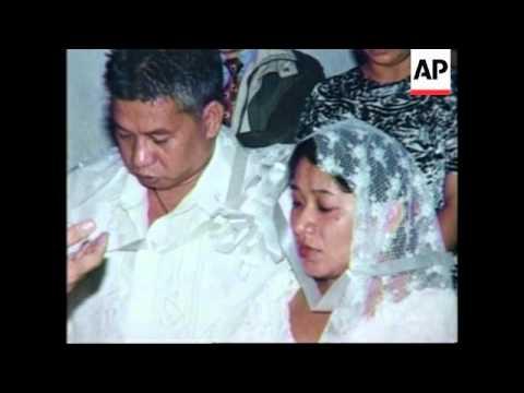 PHILIPPINES: CHILD RAPIST ECHEGARAY EXECUTION (2)