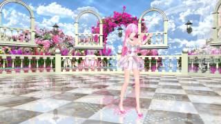 MD・010P・Tda Luka [voc.LUKA_V4X_Soft_EVEC] 春の予感 [香花] Rose Garden
