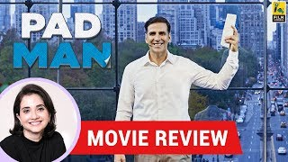 Anupama Chopra's Movie Review of Padman | Akshay Kumar | Radhika Apte I Film Companion