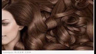 تطويل الشعر وتكثيفه وانباته بشكل سريع بطريقة سهلة جدااا ومضمونة