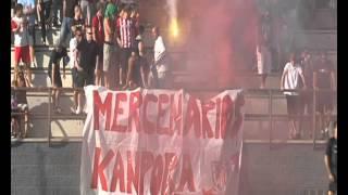 Mercenarios kanpora