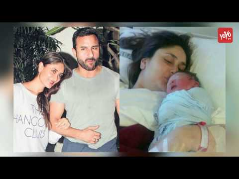 Saif Ali Khan & Kareena Reveals Why They Named His Son