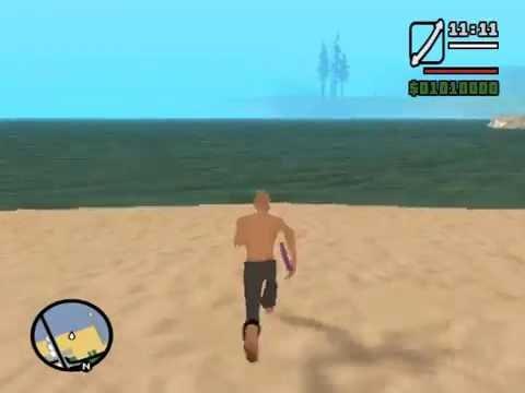 El Sueño de CJ 2 2 Loquendo GTA San Andreas