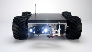Multi Spectral Pan/Tilt Minibot
