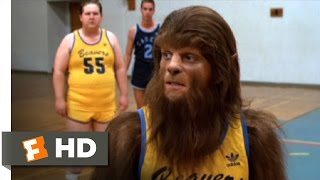 Teen Wolf (6/10) Movie CLIP - The Wolf Can Dunk (1985) HD