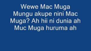 Ali kiba Mac Muga