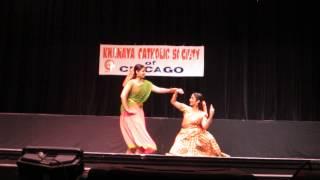 kana kangarein semiclassical dance by jasmine and robina