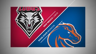 Bronco Rewind: New Mexico vs Boise State at Taco Bell Arena (Feb. 24)