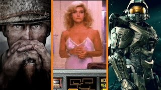 Call of Duty WW2 DETAILS + Most Controversial Game Returns + Halo 5 Admits Mess Up - The Know